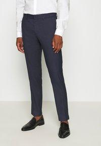 Isaac Dewhirst - TEXTURED TUX - Costume - dark blue - 2