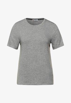 Basic T-shirt - grau