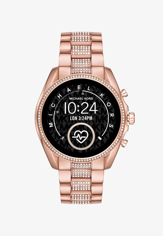 BRADSHAW - Horloge - rose gold-coloured
