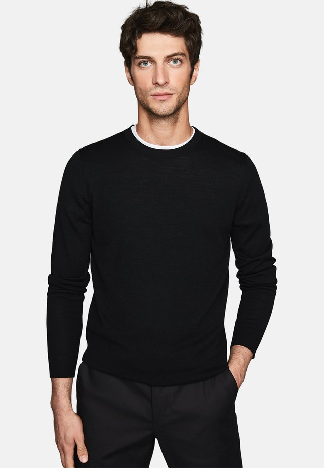 WESSEX - Jumper - black