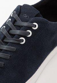 HUGO - Baskets basses - dark blue - 5