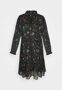 HELMI DRESS - Denní šaty - deep teal