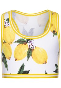 Claesen's - GIRLS 2 PACK  - Bustier - white/yellow - 2