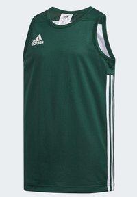adidas Performance - SPEED REVERSIBLE JERSEY - Sportshirt - green - 6