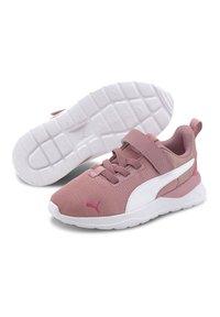 Puma - PUMA ANZARUN LITE METALLIC AC - Trainers - foxglove-white-glowing pink - 2