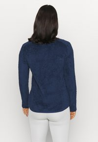 Norrøna - JACKET - Giacca in pile - dark blue - 2