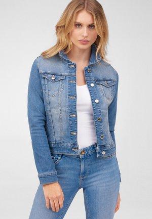 Denim jacket - light stoned