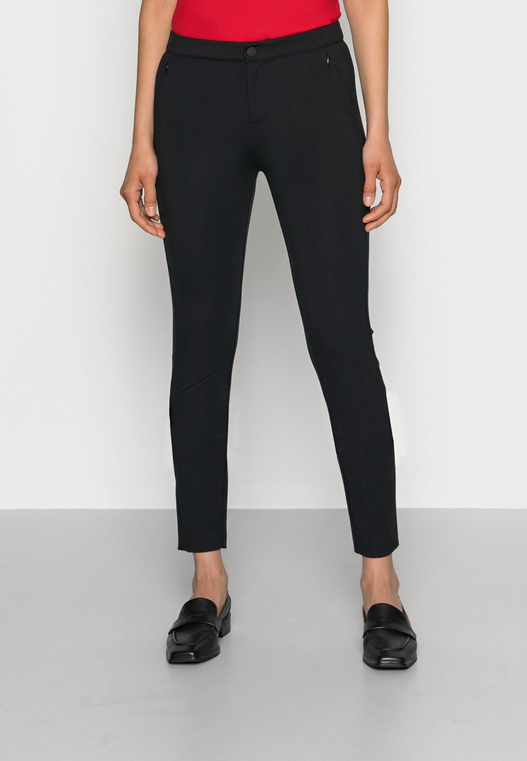 Donna HERITAGE FIT PANTS - Pantaloni