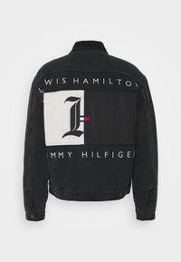 Tommy Hilfiger - Denim jacket - black denim - 1