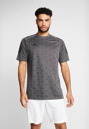 TAN - Print T-shirt - gresix