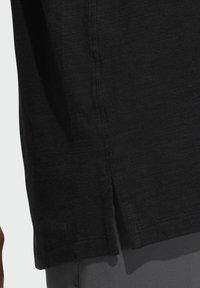 adidas Performance - CITY ELEVATED T-SHIRT - Basic T-shirt - black - 4