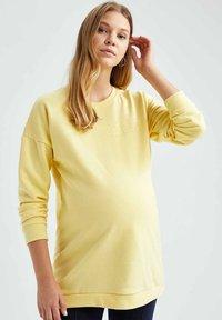 DeFacto - Sweatshirt - yellow - 3