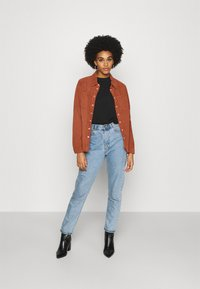 BDG Urban Outfitters - WESTERN SHIRT - Button-down blouse - gingerbread - 1