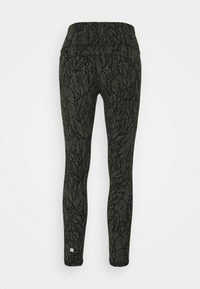 Sweaty Betty - POWER 7/8 WORKOUT LEGGINGS - Medias - green - 1
