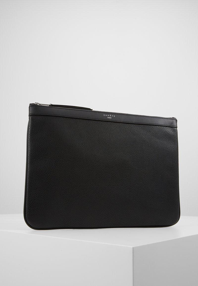 sandro - Kosmetiktasker - noir