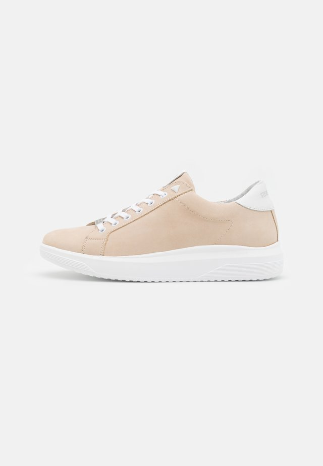 ALEX - Sneakers laag - beige/tan