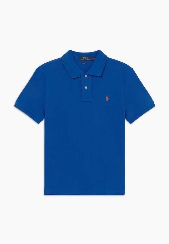 SLIM  - Polo - travel blue