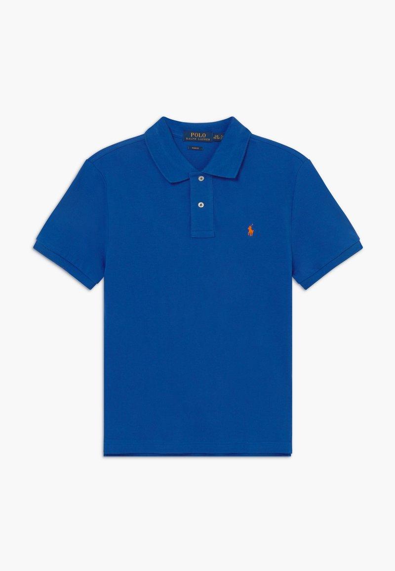 Polo Ralph Lauren - SLIM  - Polo shirt - travel blue