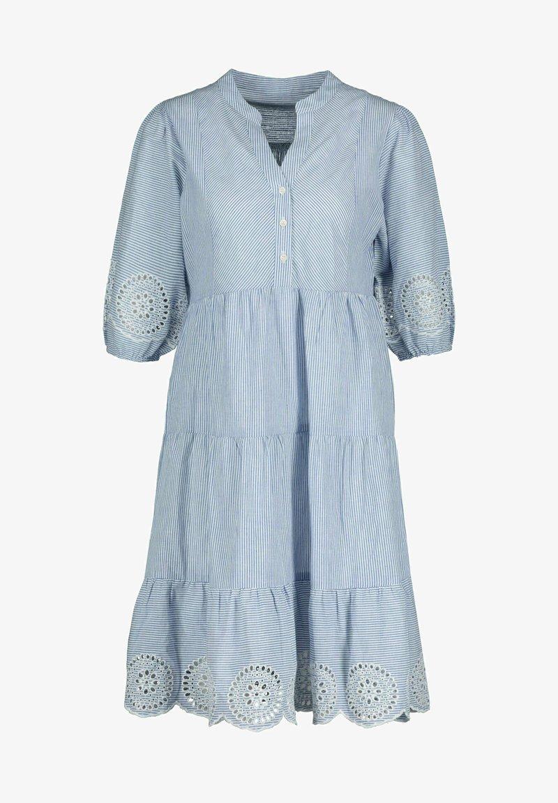 kate storm - Day dress - bleu