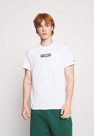 ENTRY TEE - Print T-shirt - white