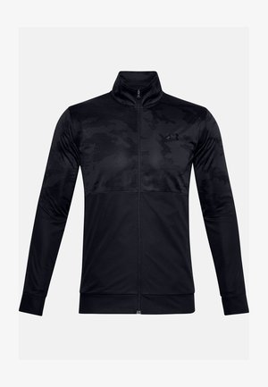 SPORTSTYLE PQE CAMO TK JT - Training jacket - black