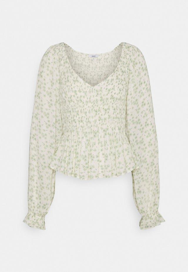 ENERICA - Langærmede T-shirts - bryony bloom