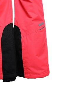Icepeak - LORENA JR UNISEX - Zimní kalhoty - hot pink - 2