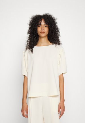 Basic T-shirt - antique white