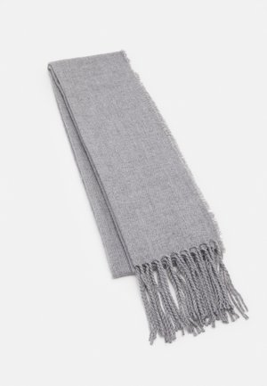 PLAIN SCARF - Scarf - grey