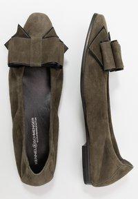 Kennel + Schmenger - LEA - Ballet pumps - forest - 3