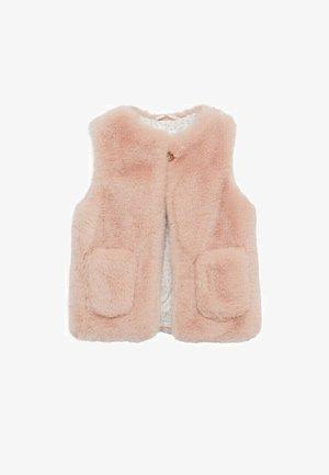 Waistcoat - roze