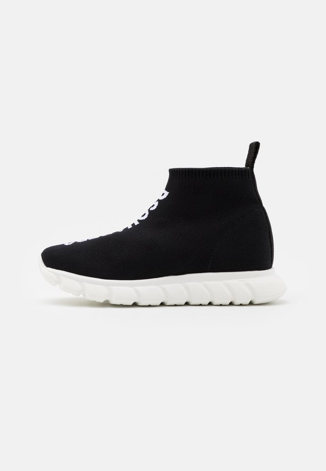 UNISEX - Sneaker high - black