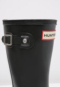 Hunter ORIGINAL - ORIGINAL KIDS - Wellies - black - 5