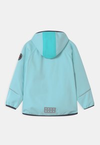 LEGO Wear - SKY UNISEX - Softshellová bunda - mint - 1
