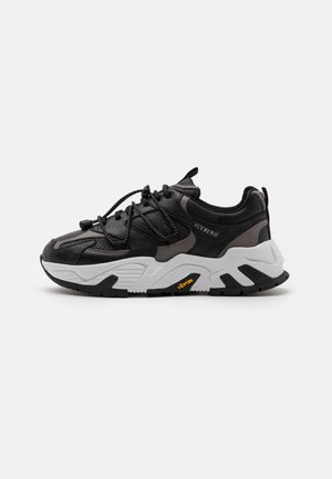 KAKKOI UNISEX - Sneaker low - black