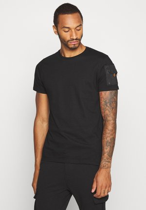 FOXTROT - T-shirt - bas - black