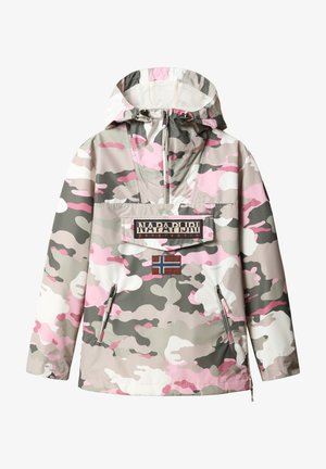 Windbreaker - pink camo