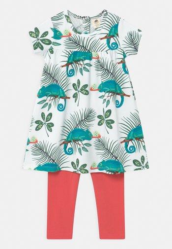 BABYDOLL CHAMELEONS SET - Leggings - Trousers - multi-coloured