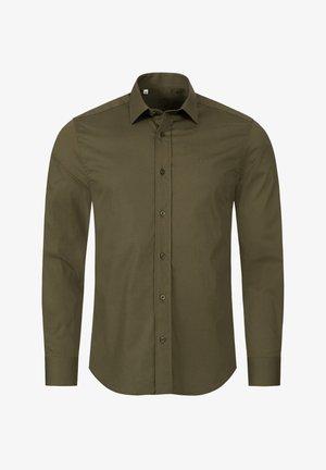 REGULAR FIT  - Formal shirt - khaki