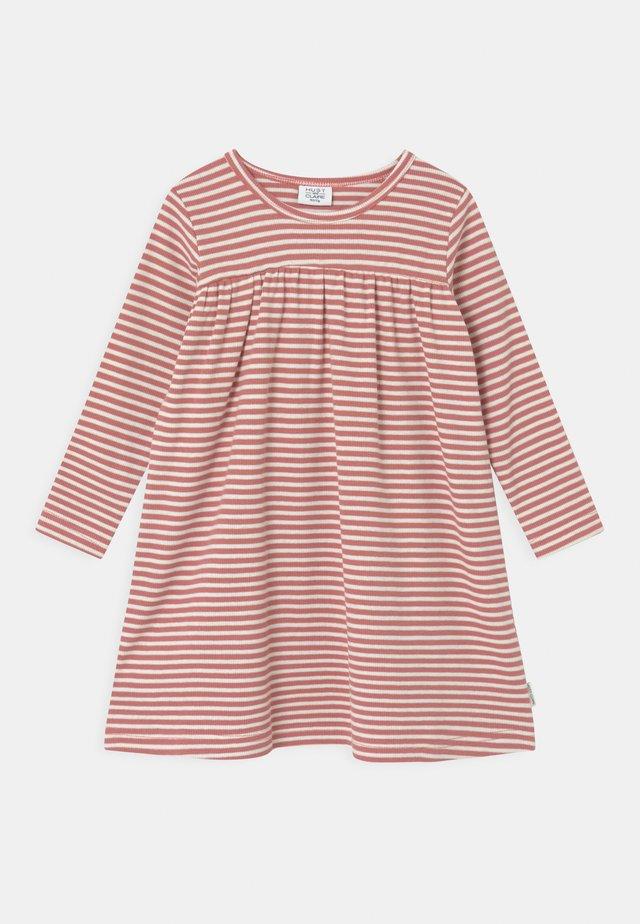 DINEKE - Jerseykjole - light pink