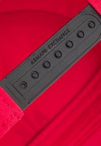 Armani Exchange - BASEBALL HAT UNISEX - Cappellino - rosso/blu/red/blue - 3