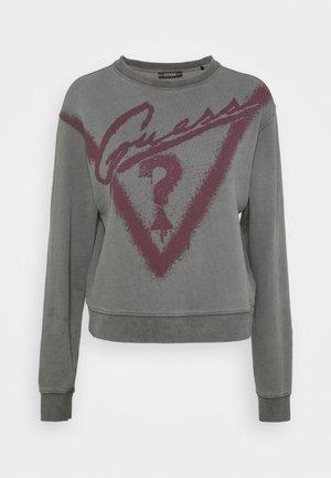 GRAFFITI  - Sweatshirt - coldjet black