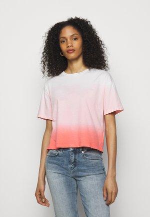 LUNIE - Print T-shirt - rot