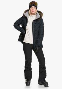 Roxy - MIT REISSVERSCHLUSS  - Fleece jacket - angora - 1