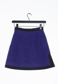 M Missoni - A-line skirt - purple - 1