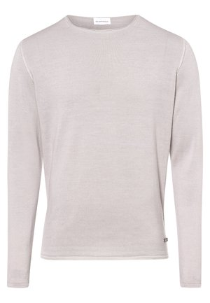 Sweater - silver cloud