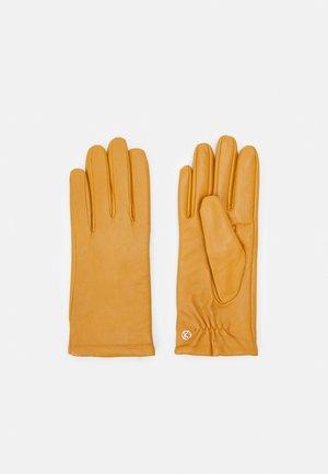 CHELSEA - Gloves - old gold