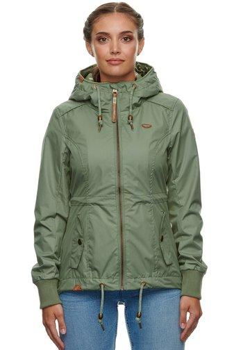 DANKA - Light jacket - olive
