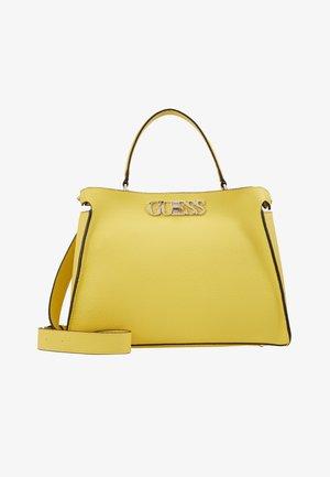 UPTOWN CHIC - Handbag - yellow