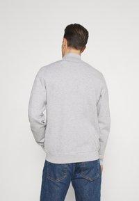 Lacoste - Zip-up sweatshirt - gris chine - 2